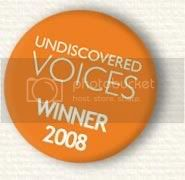Undiscovered Vooices Winner 2008