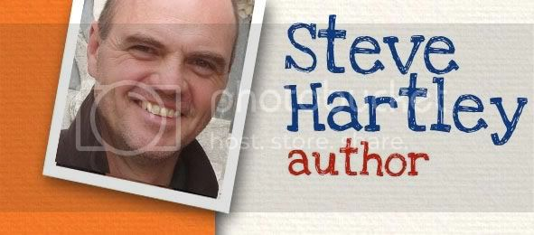 Steve Hartley, author of Danny Baker Record Breaker