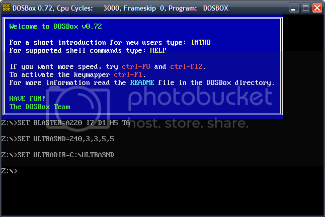 dosbox