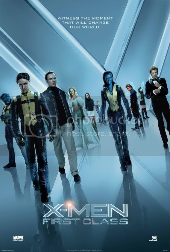 X Men First Class